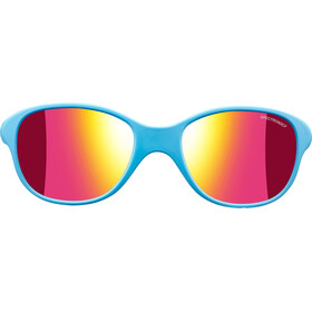 Julbo Romy Spectron 3CF Sunglasses Kids 4-8Y Matt Blue/Matt White-Multilayer Pink